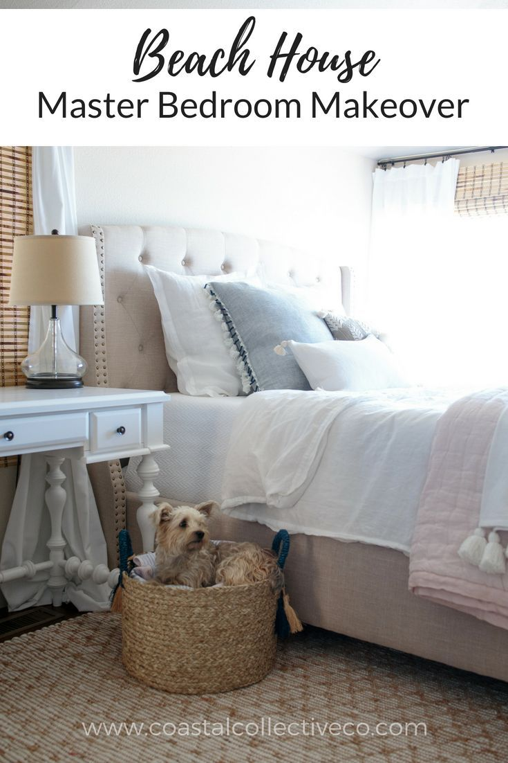 our master bedroom makeover with serena lily coastal collective rh pinterest com