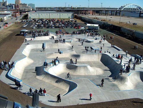 81 Best Skateparks And Places Images On Pinterest