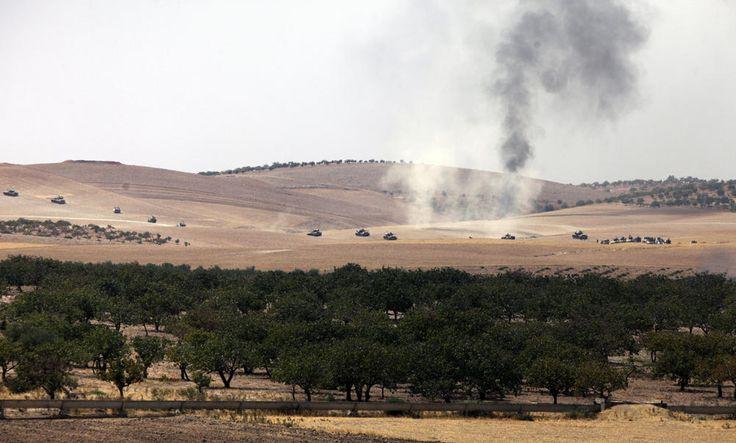 Turkey-backed forces besiege Syria's Al-Bab, eyes on Manbij: Erdogan #turkey #backed #forces #besiege #syria #manbij #erdogan