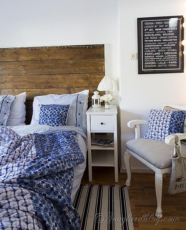 Oh My Experience Ikea Catalove 2014: Bedroom Decor Adding A Blue Blanket