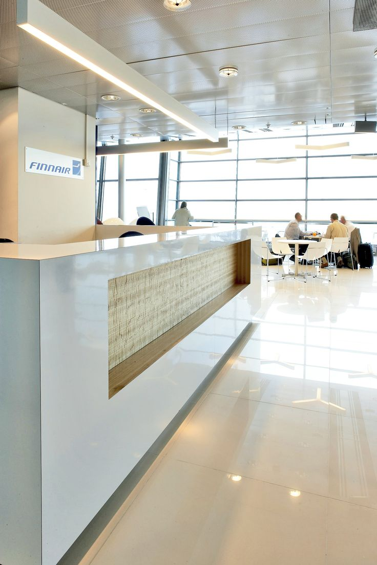 Finnair Lounge ABL-Laatat