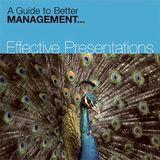 Effective Presentations [CD]