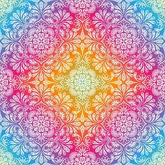 Fondo colorido con dibujos de flores y hojas                                                                                                                                                                                 Más                                                                                                                                                                                 Más