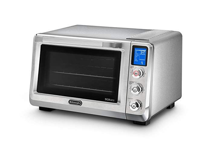 Delonghi Eo241250m Livenza Digital Stainless Steel Countertop