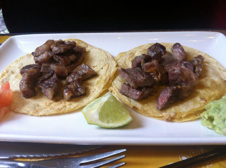 Tacos de pastor. la Lupita, Madrid