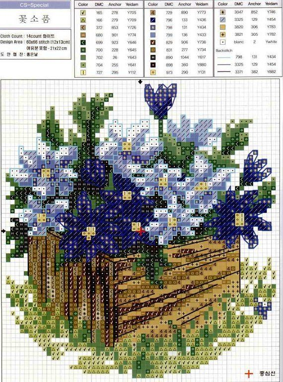 am_99330_3238702_687045.jpg (570×768) | MANY FREE CROSS STITCH PATTERNS AT THIS SITE