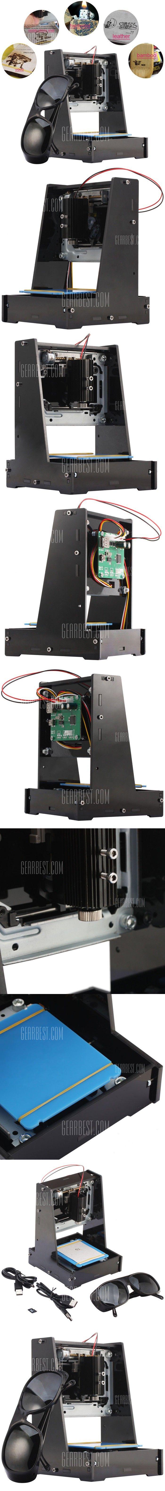NEJE JZ-5 Mini Laser Engraving Machine