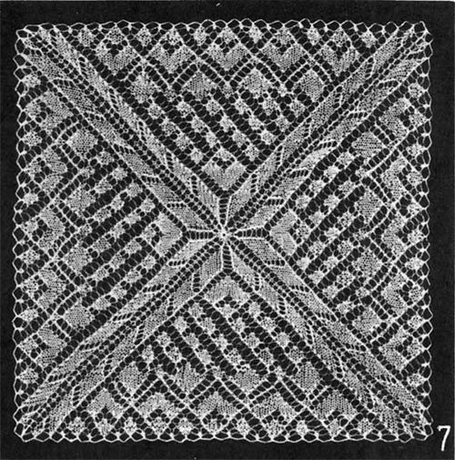 knitted (round) lace - Ninnu Nannu - Picasa Web Albümleri