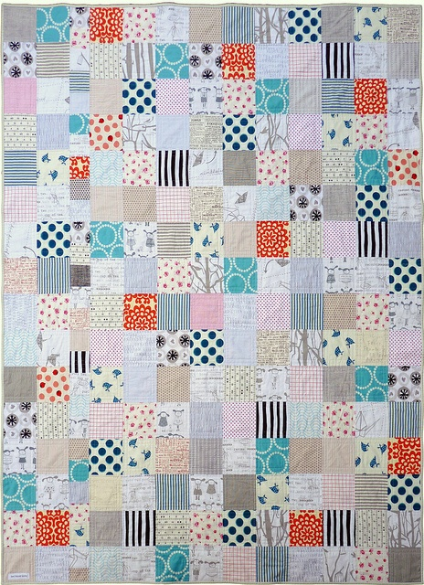 quilt: Patchwork, Color, Cookies Quilt, Milk, Quilts D I Y, Grey, Cookies Ii, Volume Quilt
