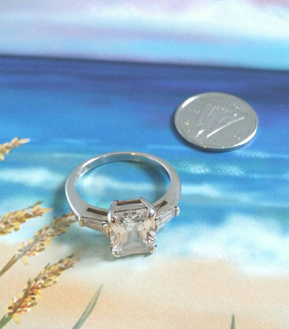 Hey, I found this really awesome Etsy listing at https://www.etsy.com/ca/listing/263167082/sterling-silver-engagement-ring-right