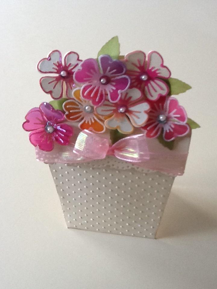 Card Making Ideas Using Vellum Part - 38: Vellum Flowers