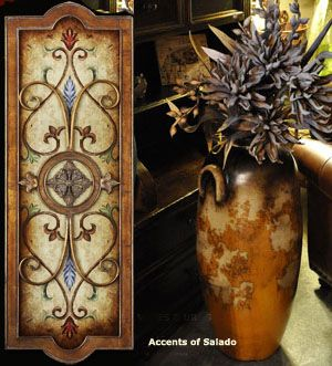 Decorating Accessories Online Catalog For Hacienda French Country And Tuscan Decor