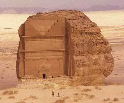 saudi arabia ancient sites
