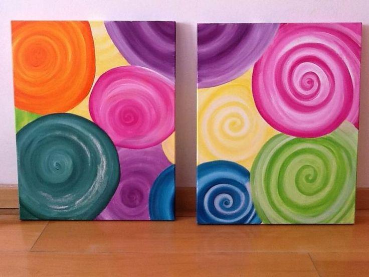 pintura decorativa en madera - Buscar con Google