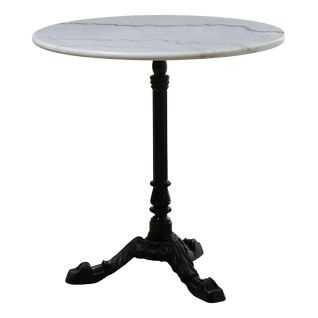 Rome marble topped table at Schots, $159