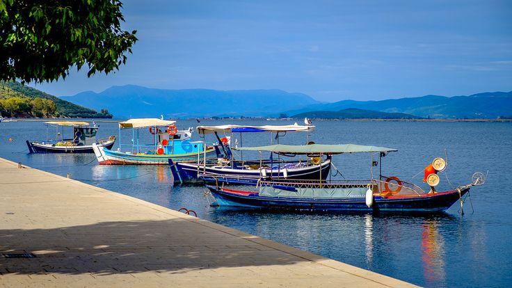 Amfilochia Greece