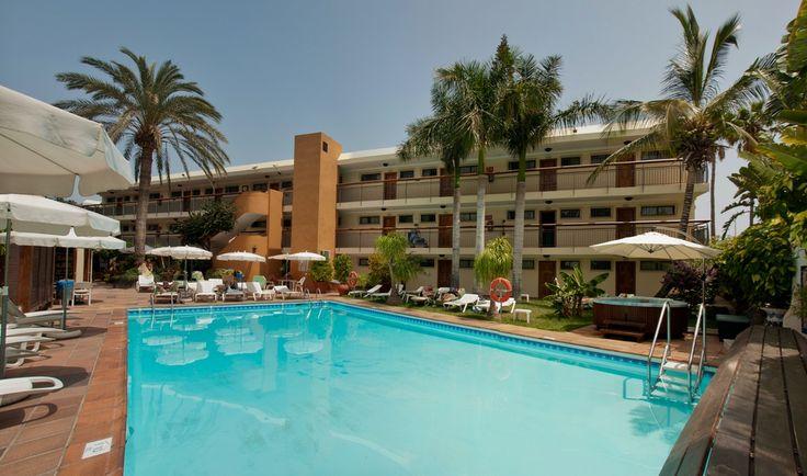 Hotel Nogalera, Gran Canaria #Canarias #travel