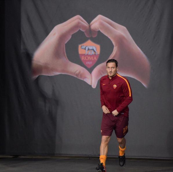 AS ROMA Totti