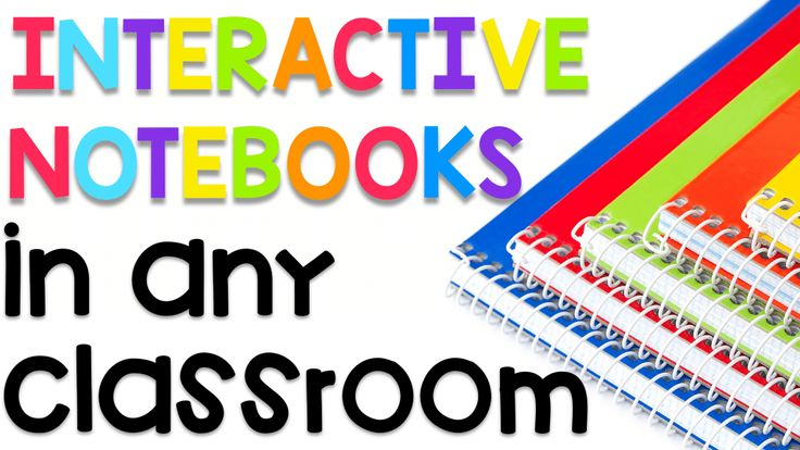 Interactive Student Notebooks in ANY CLASSROOM! | #HowTo #TeacherTIps #InteractiveNotebooks