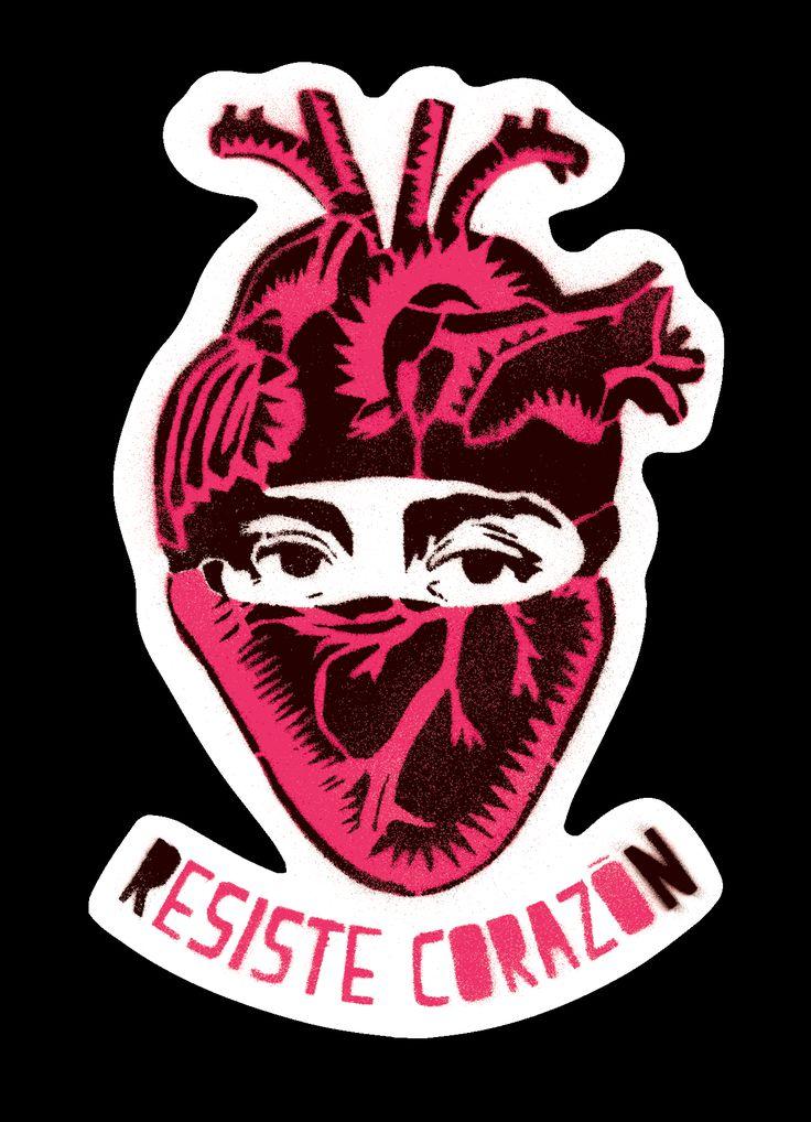 Resiste Corazon