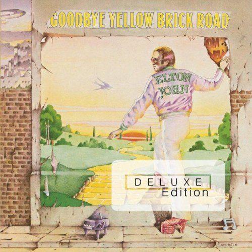 "Neue CD Review: Auf dem Weg zur Smaragdstadt - Elton John und sein Meisterwerk ""Goodbye Yellow Brick Road"" Fotograf: Andi #EdSheeran, #EltonJohn, #EmeliSandé, #FallOutBoy, #GoodbyeYellowBrickRoad"