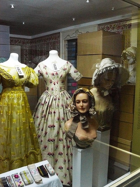 Fashion Museum in Bath, UK. I went here last summer it was great!