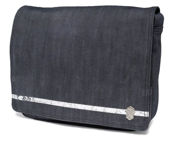 "Golla Electror 11.6"" Laptop Bag: Denim 