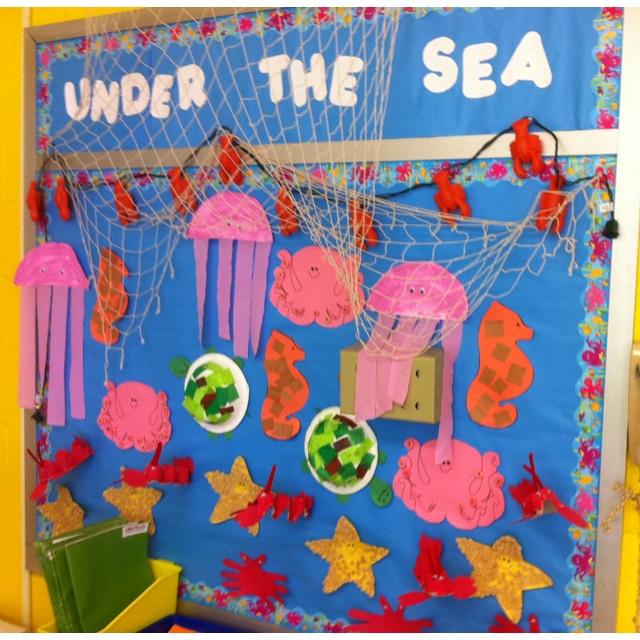 preschool under the sea theme 17 best ideas about sea bulletin board on 983