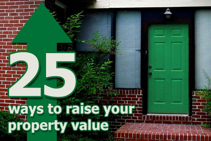 25 Home Improvement Tips to Increase Property Value****allow me to help you with all of your real estate needs****Call me at 636-692-1551 or check out my profile at  ****www.StaceyMoeser.cbp2.com**** #home