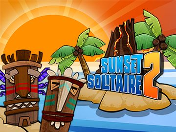 Speel Sunset Solitaire nu!