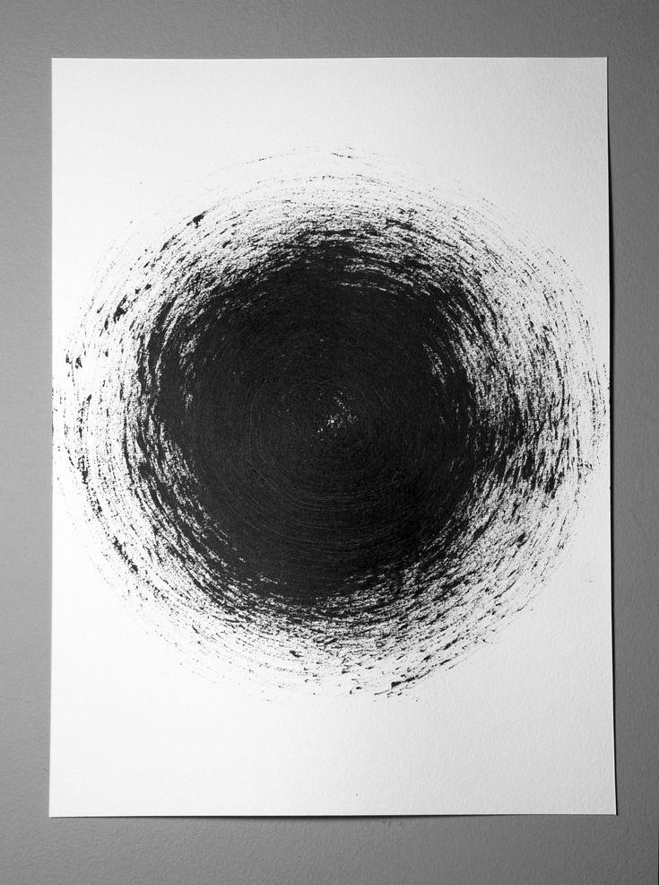 BRUSH; Circle by Ashley Opperman
