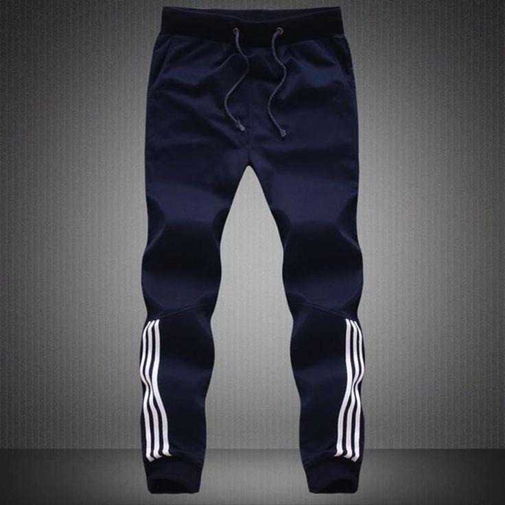 pantalon sport homme hombre solid letter Jogging sweat sarouel sports Harem Pants Men Casual Trousers HIGH. Click visit to buy #CasualPants