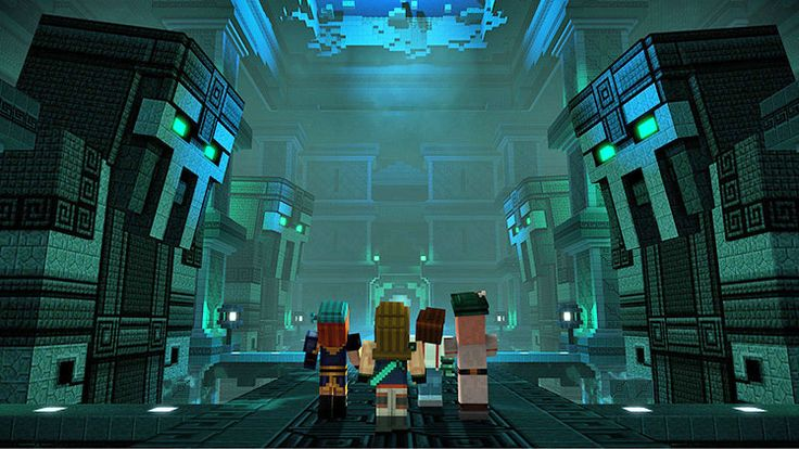 Minecraft: Story Mode' season two arrives for summer vacation