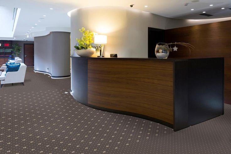 Hall i recepcja - Hotele - Zastosowanie - Wykładziny - ARTE
