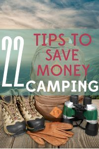 Camping seems like a frugal vacation, but costs can add up fast.