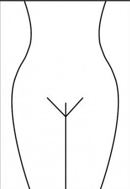 10 Hot Pubic Hair Waxing Styles For Moms