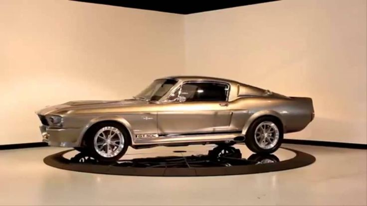 Shebly GT 500 Eleanor 1967
