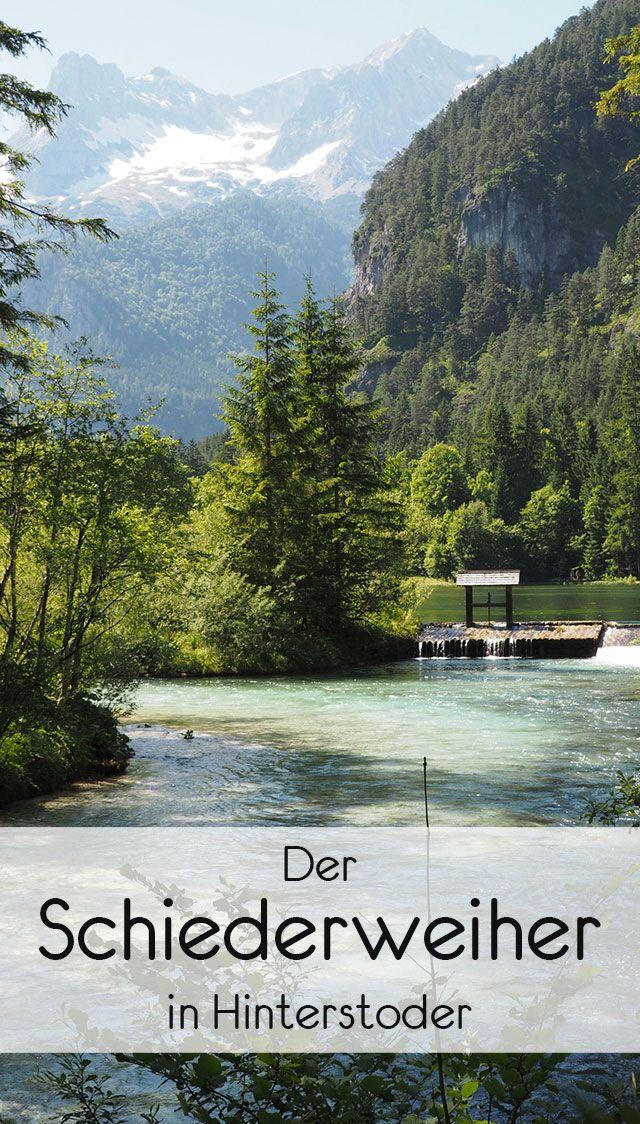In Oberösterreich gibt es so einige Naturjuwele. Einer davon ist der Schiederweiher in Hinterstoder. Lest mehr... #hinterstoder #schiederweiher #oberösterreich #österreich