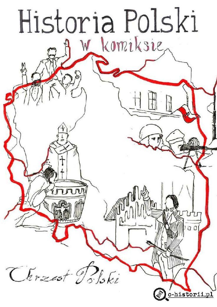 Historia Chrztu Polski w komiksie