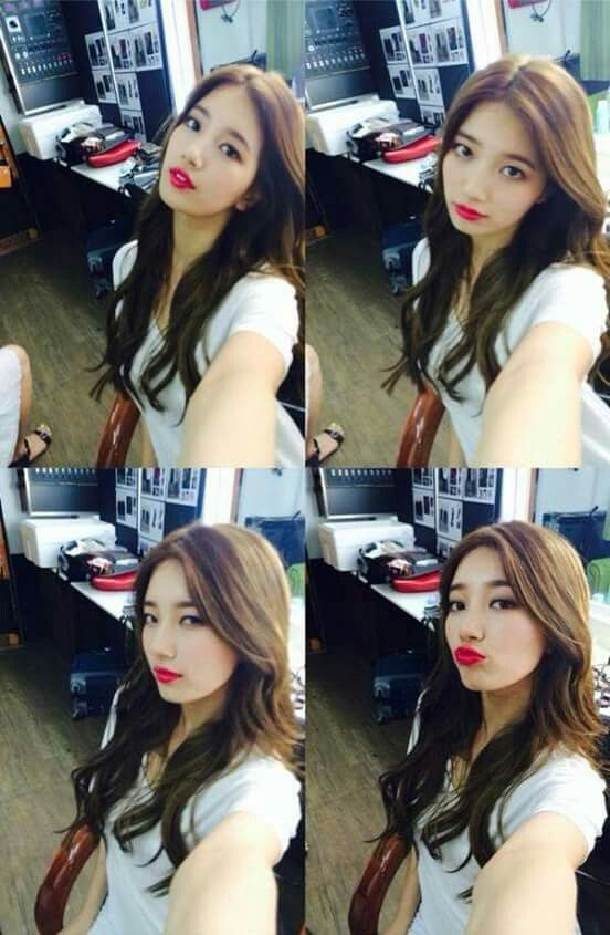 Suzy... só nas pose! #Beautiful #Saranghae #Kpop #Kdrama #Korea