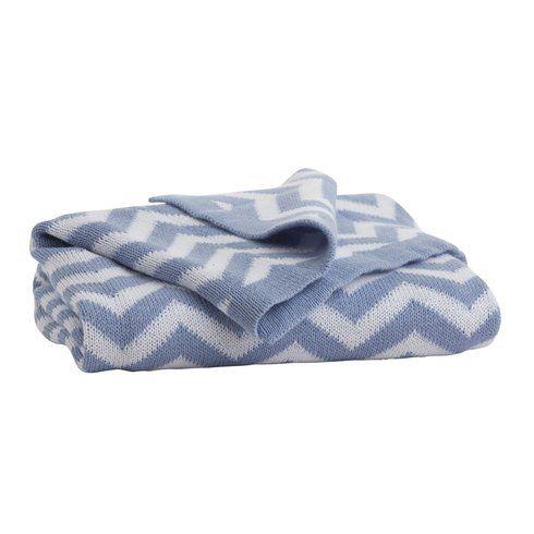 Image result for playgro blue chevron blanket