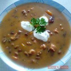 Jókai bableves-my favourite Hungarian dish!