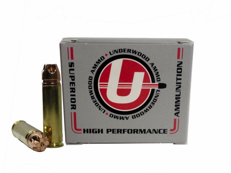 500 S&W Magnum 350 Grain Xtreme Penetrator - Underwood Ammo