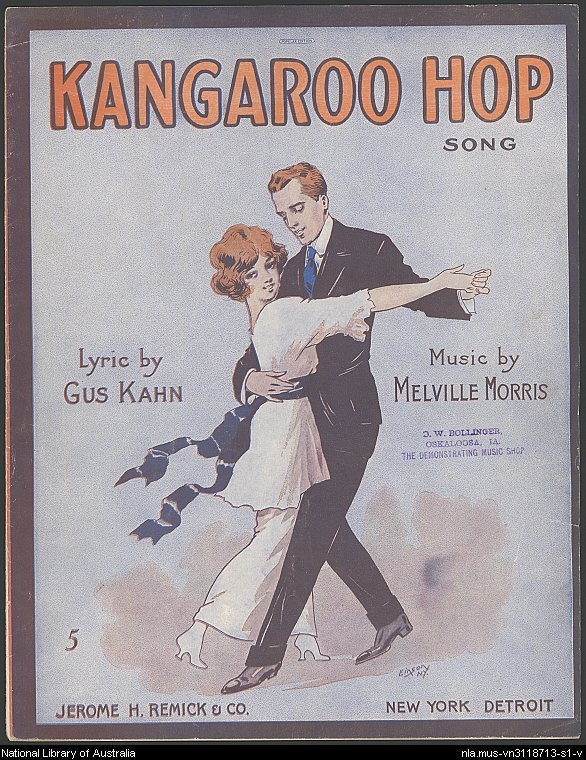 The National Library of Australia has a great digital collection of Australian Music.