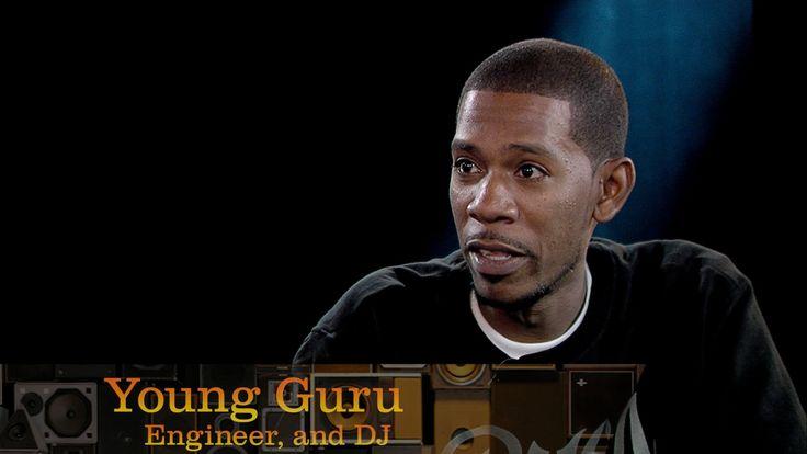 Jay Z's Engineer, Young Guru - Pensado's Place #129 Part 1