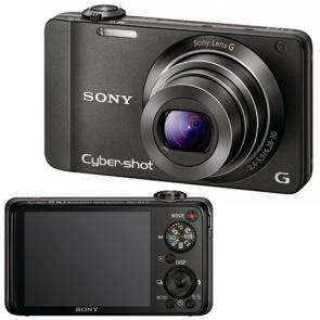 Sony Cybershot DSC WX10 Black