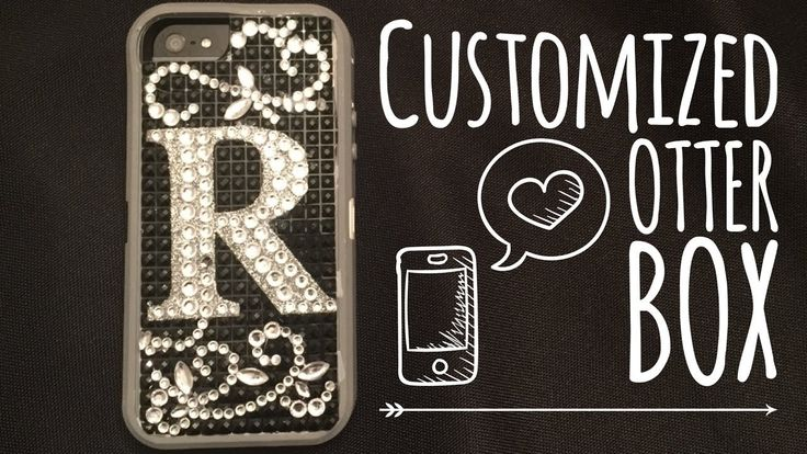 DIY Personalized Cell Phone Case