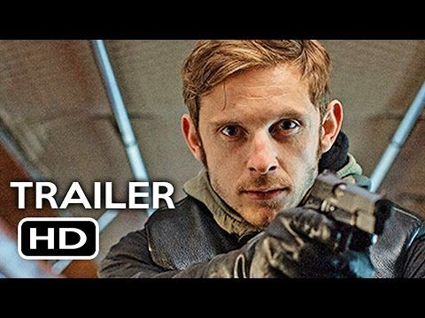 6 Days Official Trailer #2 (2017) Jamie Bell, Abbie Cornish Action Movie