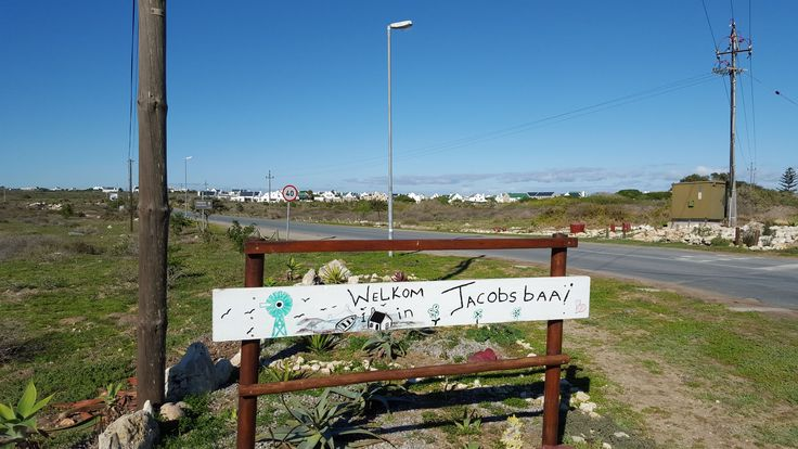 Welcome to Jacobsbaai 😊