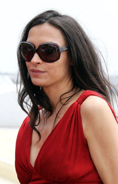 Famke Janssen in Cannes